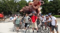 Bear and riding companions DSC06679 (Medium)