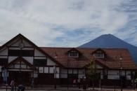 Mt Fuji fro Kawaguchiko
