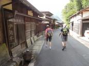 Old Edo town - Tsumago