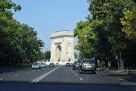 Arc de Triumph - Bucharest