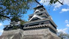 Kumamoto Castle, main building