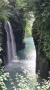 The stunning Takachiho Gorge