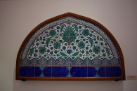 Tiled Kiosk at Arch Museum