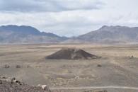 Besshatyr burial mounds