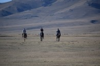 Horseriding - the lone rangers