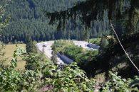 Borga Pass Road