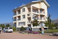 Apartment blocks at 3 Crowns resort