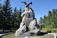 Prevzalvsky monument