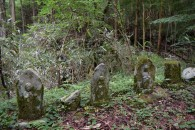 Mini stone headstones