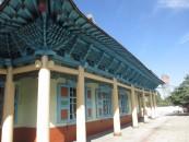 Pagoda style mosque Karakol