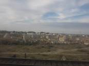 View from train 2