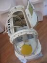 Dog Space capsule