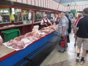 Market Meat Section