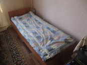 At hotels & guest houses in Kazakhstan something strange happens. They come and carefully 'unmake' your bed every day. Anything above the bottom sheet needs to be carefully folded so it does not fall over the side at all. This means you have to then make your bed each night so that you can sleep in it !