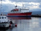 Ms Expedition - home for nearly 3 weeks