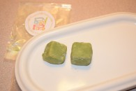 Specialty of Kyushu- green tea iced shortbread