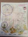 ARDF Map day 1
